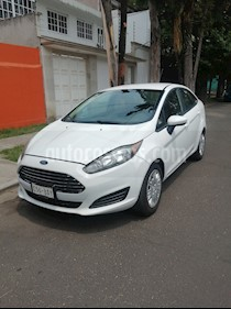 Ford Fiesta Sedan S usado (2015) color Blanco Oxford precio $114,500
