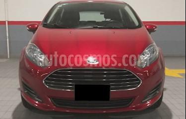 Ford Fiesta Sedan SE usado (2014) color Rojo precio $135,000