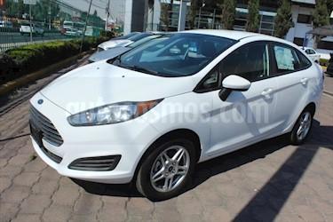 Ford Fiesta Sedan SE usado (2017) color Blanco precio $240,000