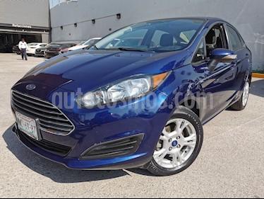 Ford Fiesta Sedan SE usado (2016) color Azul Brillante precio $170,000