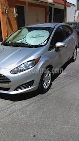 Ford Fiesta Sedan SE Aut usado (2015) color Plata Estelar precio $145,000