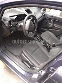 Ford Fiesta Sedan S usado (2012) color Gris precio $88,500