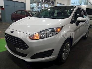 Ford Fiesta Sedan SE usado (2015) color Blanco precio $149,000