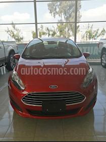 Foto Ford Fiesta Sedan S Aut nuevo color Rojo precio $259,100