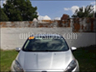 Foto venta Auto usado Ford Fiesta Sedan S Aut (2016) color Plata precio $160,000