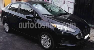 Foto Ford Fiesta Sedan S Aut usado (2015) color Negro Profundo precio $130,000