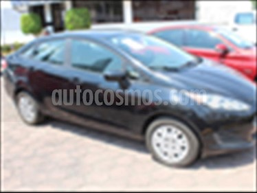 Foto venta Auto usado Ford Fiesta Sedan S L4/1.6 MAN (2016) color Negro precio $155,000