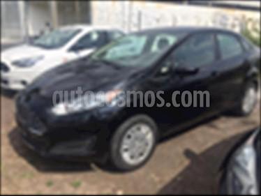 Ford Fiesta Sedan S L4/1.6 MAN usado (2016) color Negro precio $170,000