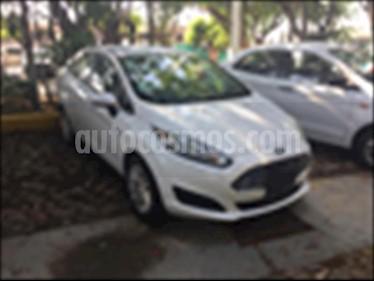Foto venta Auto usado Ford Fiesta Sedan S L4/1.6 MAN (2016) color Blanco precio $175,000