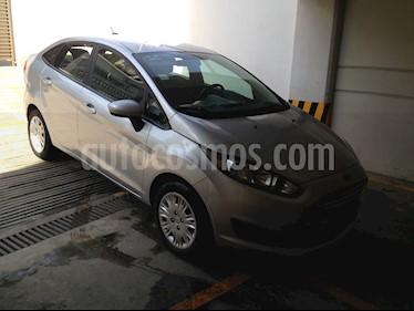 Foto Ford Fiesta Sedan S usado (2018) color Plata precio $130,000