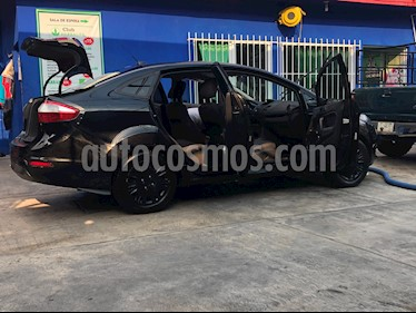 Foto venta Auto usado Ford Fiesta Sedan S (2014) color Negro Profundo precio $95,000
