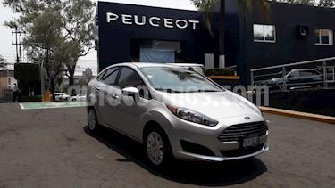 Foto venta Auto usado Ford Fiesta Sedan S (2018) color Plata Estelar precio $204,900