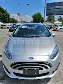 Foto venta Auto usado Ford Fiesta Sedan S (2018) color Plata precio $135,000
