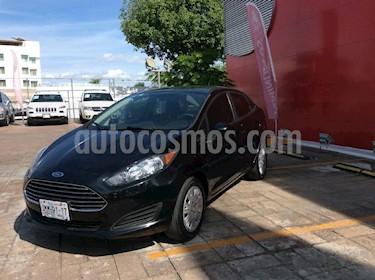 Foto venta Auto usado Ford Fiesta Sedan S (2016) color Negro precio $149,000