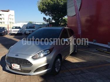 Foto venta Auto Seminuevo Ford Fiesta Sedan S (2016) color Plata precio $149,000