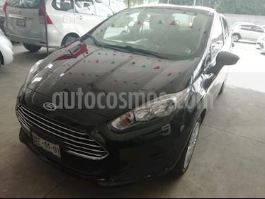 Foto venta Auto usado Ford Fiesta Sedan S (2015) color Negro precio $130,000