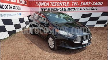 Foto Ford Fiesta Sedan S usado (2016) color Negro precio $169,000