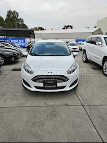 Foto venta Auto usado Ford Fiesta Sedan SE Aut (2016) color Blanco Oxford precio $172,000