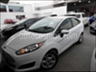 Foto Ford Fiesta Sedan SE Aut usado (2014) color Blanco precio $145,000