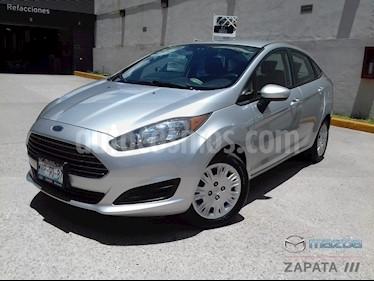 foto Ford Fiesta Sedán SE Aut usado (2015) color Plata Estelar precio $155,000
