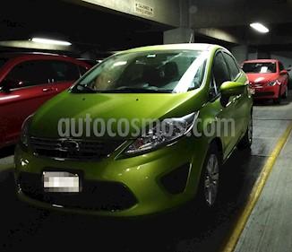 Foto Ford Fiesta Sedan SE Aut usado (2011) color Verde precio $80,000