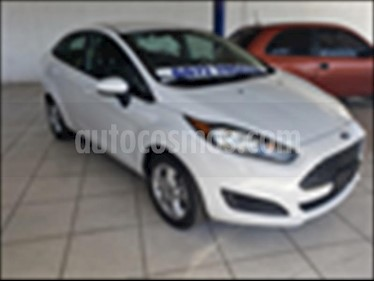 Foto venta Auto usado Ford Fiesta Sedan SE Aut (2017) color Blanco precio $223,000