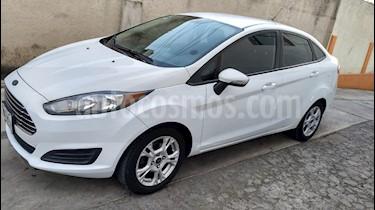 Foto venta Auto usado Ford Fiesta Sedan SE Aut (2014) color Blanco precio $125,000