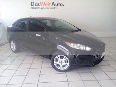 foto Ford Fiesta Sedán SE Aut usado (2016) color Negro Profundo precio $159,900