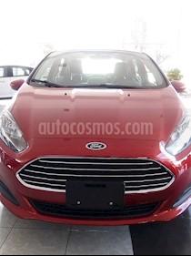 Foto venta Auto nuevo Ford Fiesta Sedan SE Aut color Rojo Cerezo precio $277,400
