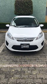 Foto Ford Fiesta Sedan SE Aut usado (2011) color Blanco Oxford precio $98,000