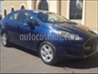 Foto venta Auto usado Ford Fiesta Sedan SE L4/1.6 MAN SIN QC (2016) color Azul Electrico precio $140,000