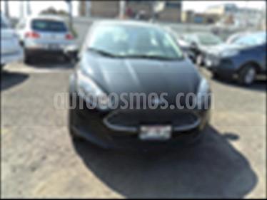 Foto venta Auto usado Ford Fiesta Sedan SE L4/1.6 MAN SIN QC (2016) color Negro precio $169,000