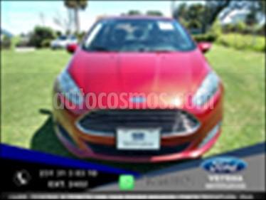 foto Ford Fiesta Sedán SE L4/1.6 MAN usado (2016) color Rojo precio $156,000