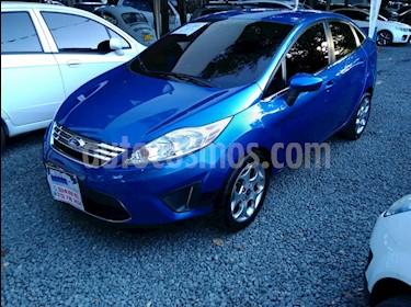 Foto venta Carro usado Ford Fiesta Sedan SE  (2011) color Azul Flama precio $28.000.000