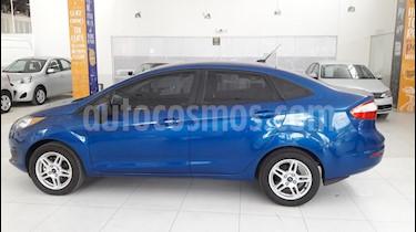 Foto venta Auto usado Ford Fiesta Sedan SE (2018) color Azul Brillante precio $219,000