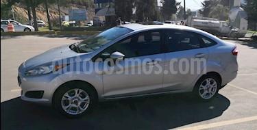 Foto venta Auto usado Ford Fiesta Sedan SE (2016) color Plata precio $150,000