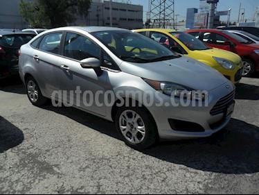 Foto venta Auto Seminuevo Ford Fiesta Sedan SE (2016) color Plata precio $174,000