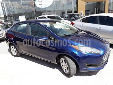 Foto venta Auto usado Ford Fiesta Sedan SE (2016) color Azul precio $185,000