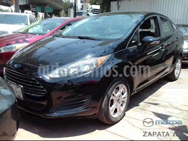 Ford Fiesta Sedan SE usado (2016) color Negro Profundo precio $160,000