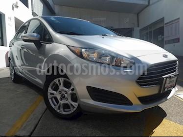 Foto venta Auto usado Ford Fiesta Sedan SE (2016) color Plata precio $160,000