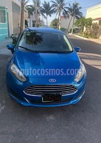 Ford Fiesta Sedan SE usado (2014) color Azul Brillante precio $135,000