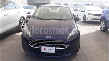 Foto venta Auto Seminuevo Ford Fiesta Sedan SE (2016) color Azul precio $164,000