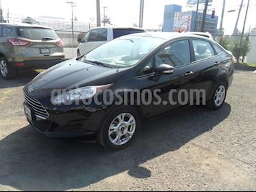 Foto venta Auto Seminuevo Ford Fiesta Sedan SE (2016) color Negro precio $175,000