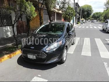 Foto Ford Fiesta Sedan SE usado (2016) color Negro Profundo precio $150,000