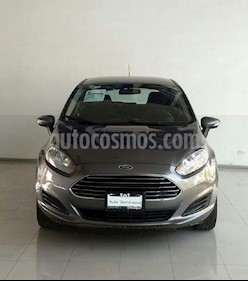 Foto venta Auto Seminuevo Ford Fiesta Sedan SE (2014) color Gris precio $125,000