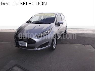 Ford Fiesta Sedan SE usado (2017) color Plata Estelar precio $187,000