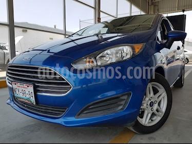 Foto Ford Fiesta Sedan SE usado (2018) color Azul Brillante precio $220,000