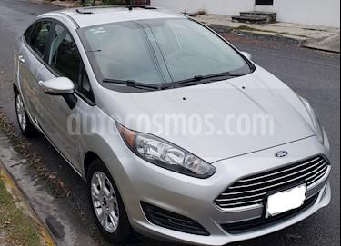 Foto venta Auto usado Ford Fiesta Sedan SE (2016) color Plata Estelar precio $160,000