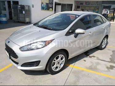 Foto Ford Fiesta Sedan SE usado (2016) color Plata precio $160,000