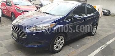 Foto venta Auto Seminuevo Ford Fiesta Sedan SE (2016) color Azul precio $178,000